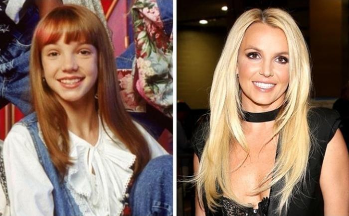 Популярные знаменитости в юности (21 фото)