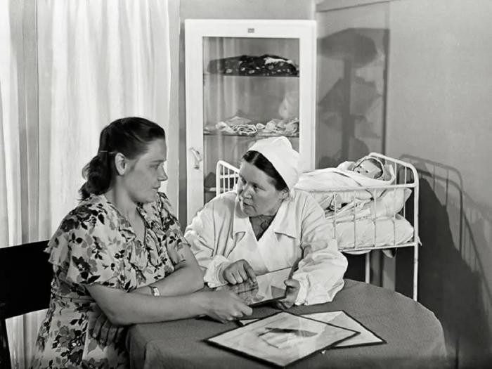 Методы контрацепции в СССР (7 фото)