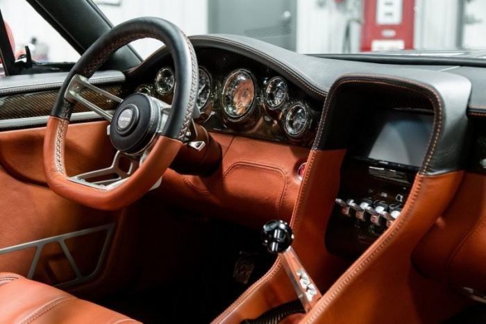 Ford Mustang Fastback 1967 от Ringbrothers — произведение искусства