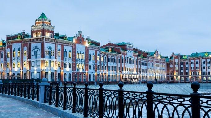 Красивейшие берега России (11 фото)