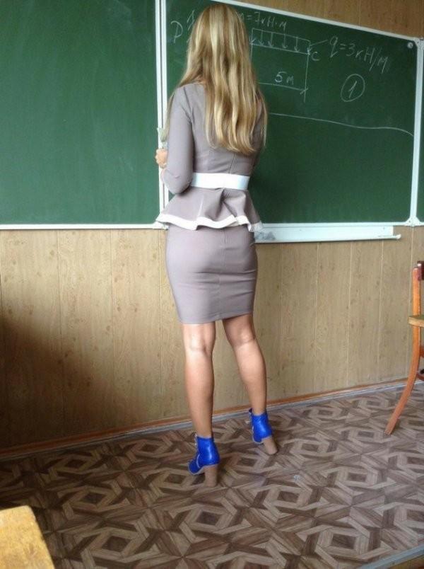 У таких училок я бы поучился (39 фото)