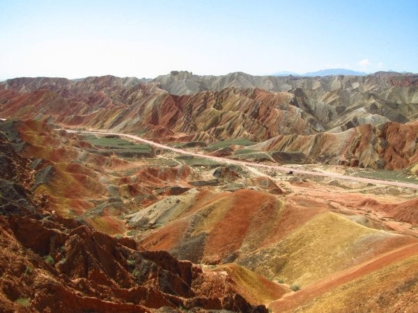 Неземные пейзажи нашей планеты (16 фото)