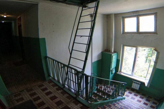 Почему в советских домах по 9 ступенек между пролетами (5 фото)