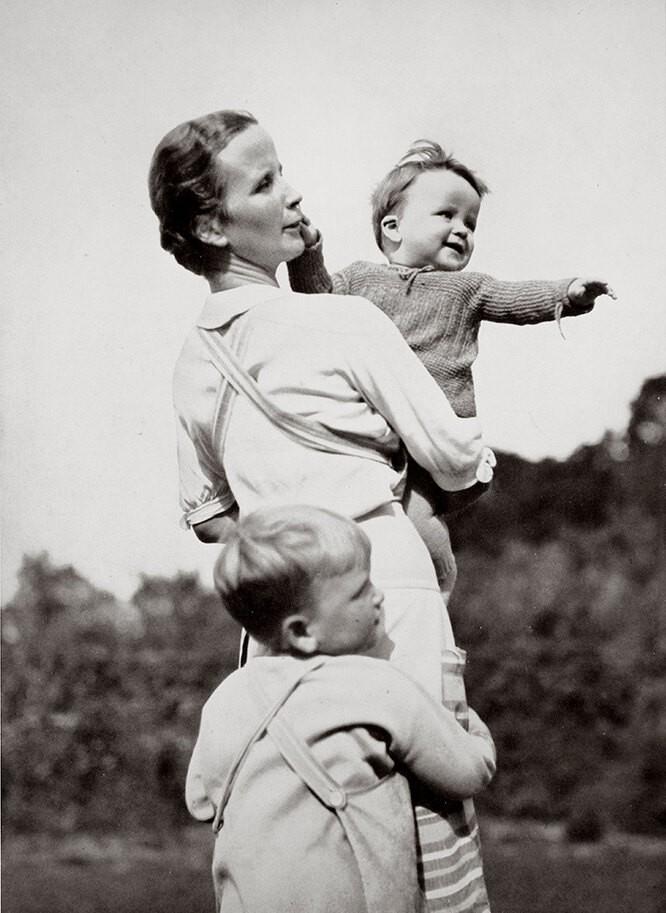 Как нацисты воспитывали идеальных жен (5 фото)