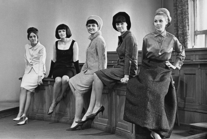 Почему профессия манекенщиц в СССР считалась непрестижной (10 фото)