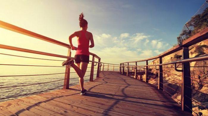 Упражнения для быстрого сброса веса (7 фото)