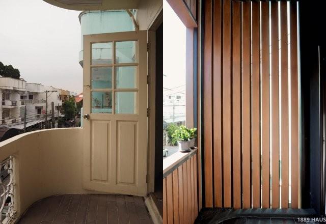 Как превратить старый дом в Бангкоке в современную виллу? (8 фото)