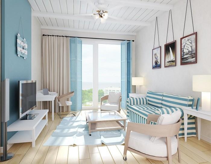 Как стильно оформить квартиру и не потратиться на дизайнеров (10 фото)