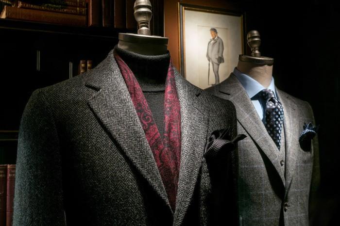 В чем разница между дешевым и дорогим костюмом (5 фото)