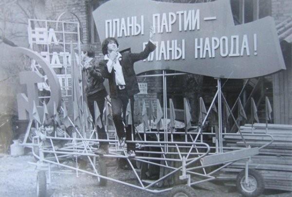 Исторический винегрет интересных кадров (15 фото)