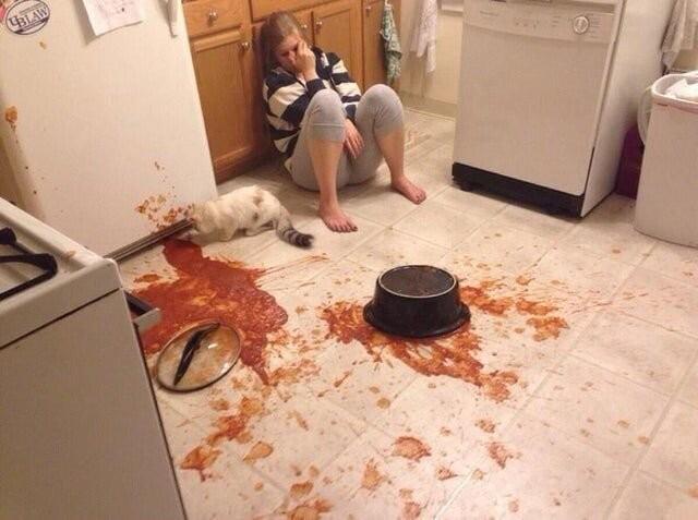 Забавные жизненные неприятности, которые могут случиться с каждым (15 фото)