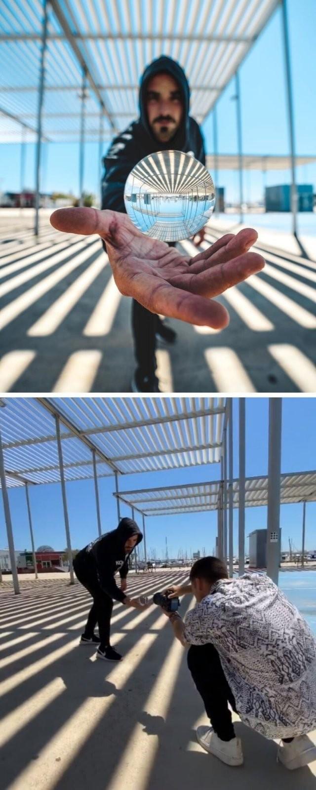 Фотограф Жорди Коалитик показал, что происходит за кадром красивых фотографий (15 фото)