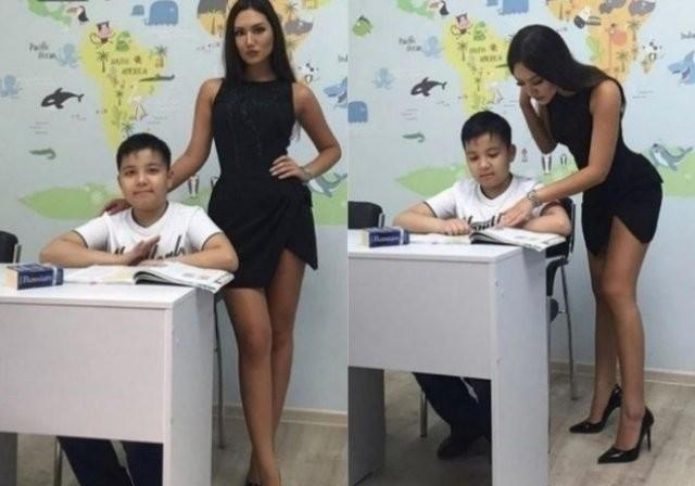 Алина Эванс: «учительница» из Караганды, которая прославилась даже в зарубежных СМИ (15 фото)