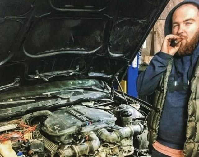 Из актеров в автослесари: как изменился актер Павел Сердюк, сыгравший Дениса Шаталина в сериале «Моя прекрасная няня» (4 фото)