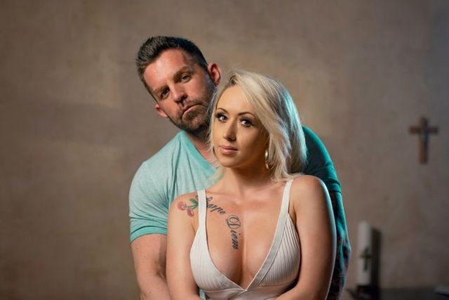Счастливы вместе: семья порноактёров рассказала о том, как работа влияет на их жизнь в браке (5 фото)