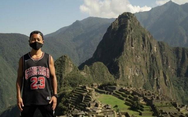 Власти Перу открыли Мачу-Пикчу ради одного посетителя, который ждал экскурсии семь месяцев (3 фото)