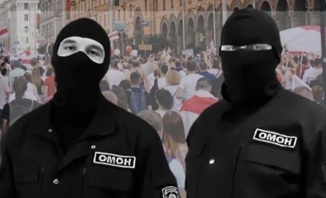 Обращение ОМОНа к белорусской оппозиции стало мемом (14 фото)