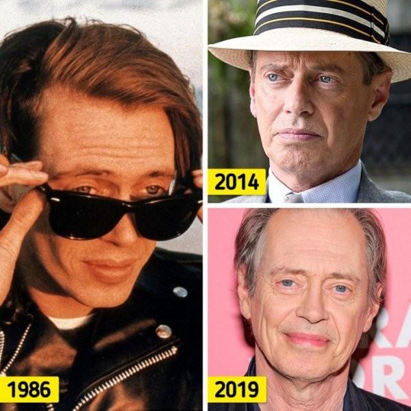 Известные актеры, которых мало кто вспомнит молодыми (15 фото)