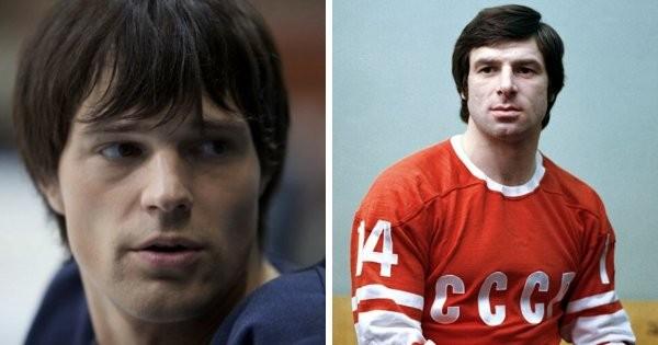 Как выглядят спортсмены, сыгранные в кино российскими и зарубежными актерами (16 фото)