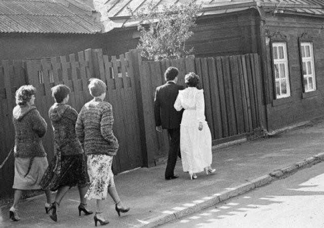Фотографии времен СССР, вызывающие теплые воспоминания (15 фото)
