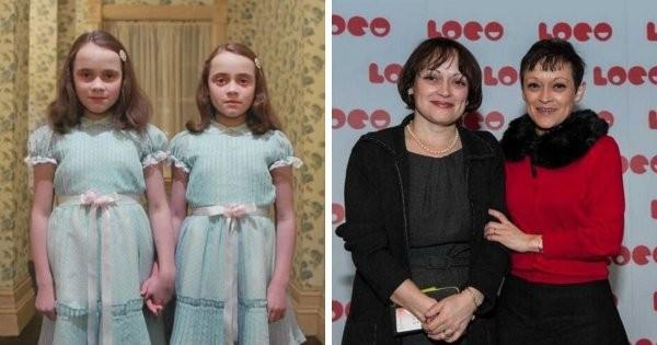 Как изменились дети, которые сыграли в знаменитых фильмах ужасов (12 фото)
