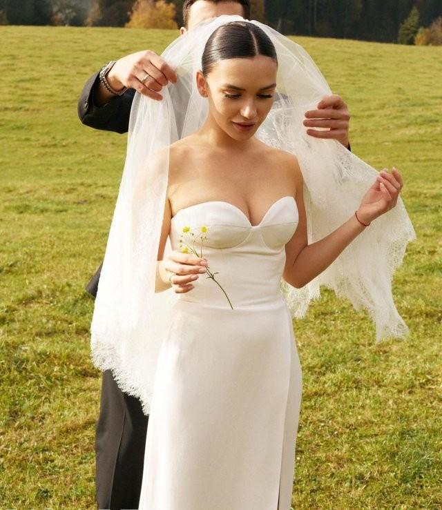 Экс-солистка группы Serebro Ольга Серябкина вышла замуж (15 фото)
