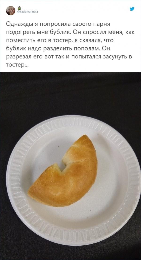 Забавные твиты о кулинарных провалах (12 фото)