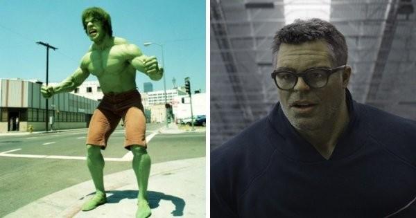Тогда и сейчас: комиксовые супергерои и суперзлодеи в кинематографе (11 фото)