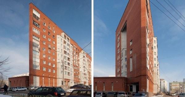 Интересные архитектурные сооружения с просторов России (10 фото)