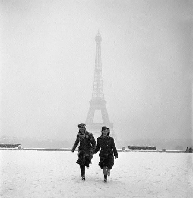 Яркие черно-белые фотографии прошлого (15 фото)