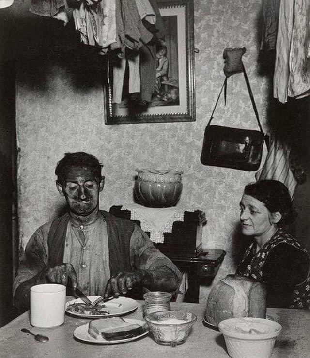 Яркие и классные черно-белые кадры из прошлого (15 фото)