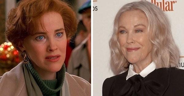 Как изменились актеры, которые сыграли в новогодних и рождественских фильмах (16 фото)