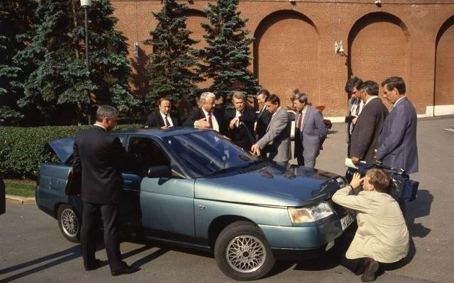 Атмосферные снимки из 90-х (15 фото)