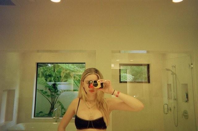 Младшая дочь Стива Джобс - Ева Джобс покоряет модельный мир (15 фото)