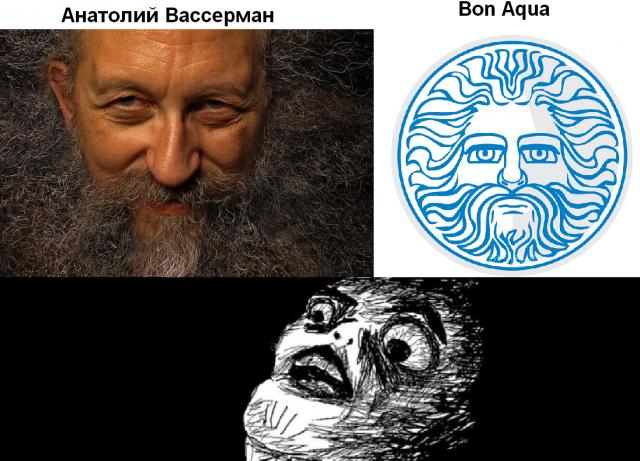 Лучшие шутки и мемы с Анатолием Вассерманом (15 фото)