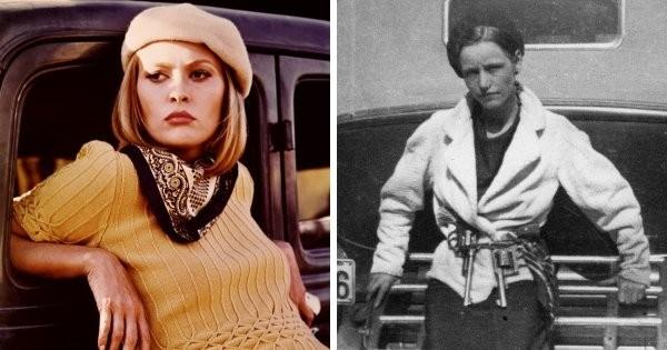 Персонажи криминальных фильмов и их реальные прототипы (15 фото)