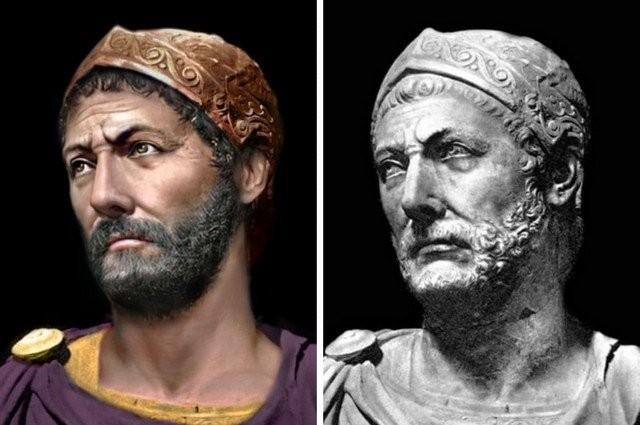 Знаменитые люди древности, внешность которых восстановили благодаря современным технологиям (15 фото)