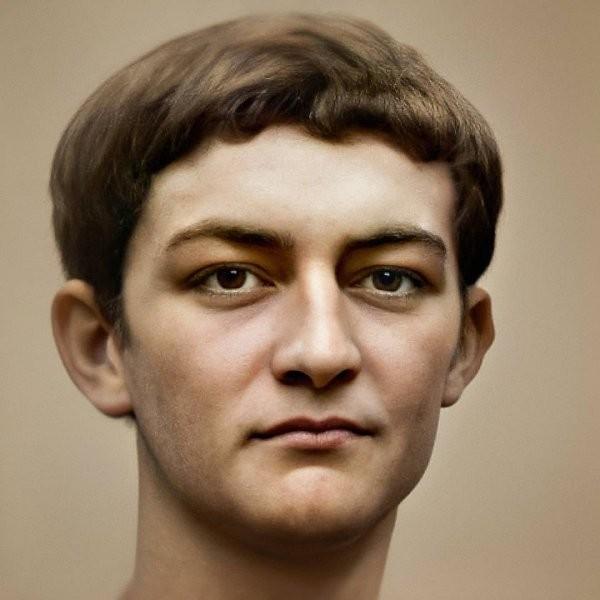 Фотограф Бас Утервейк восстановил внешность исторических и выдуманных личностей с помощью нейросетей (16 фото)
