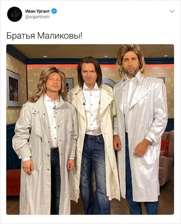 Забавные и самоироничные твиты от отечественных знаменитостей (14 фото)