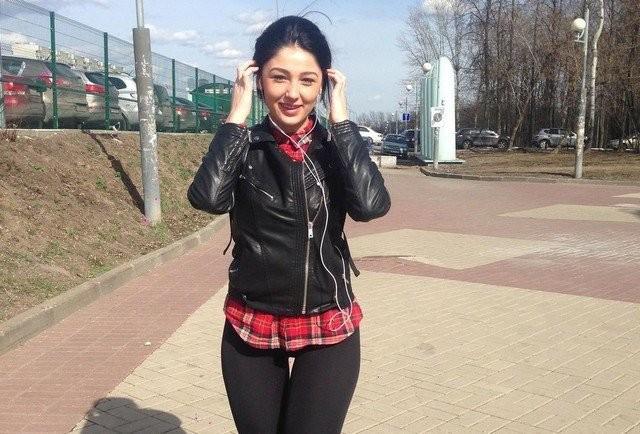 Архивные фотографии Насти Ивлеевой, до того, как она стала звездой (15 фото)