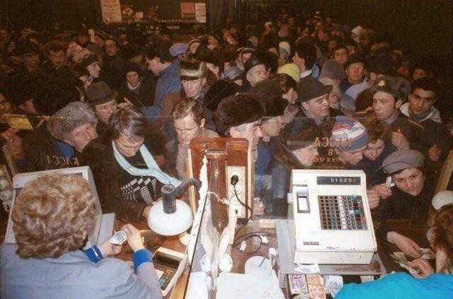 Винегрет архивных кадров прошлых лет (15 фото)