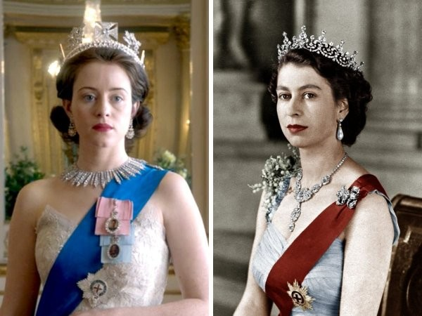 На экранах и в реальности: актеры и актрисы, сыгравшие королевских особ в кино (17 фото)