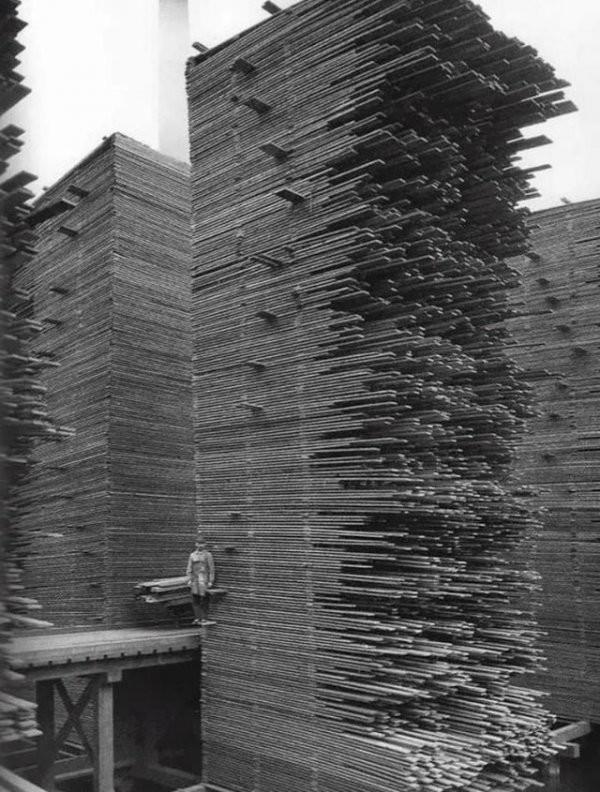 Подборка удивительных объектов огромного масштаба (15 фото)