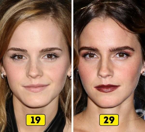Как изменились всемирно известные звезды за 10 лет (24 фото)
