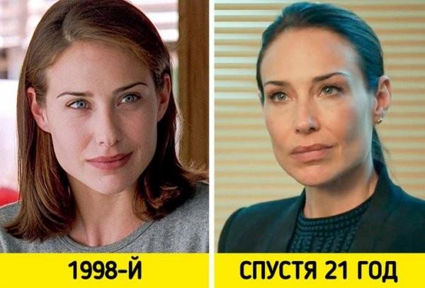 Как изменились актеры из любимых фильмов 90-х годов (17 фото)