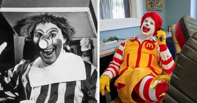 Тогда и сейчас: как менялись талисманы известных брендов (13 фото)