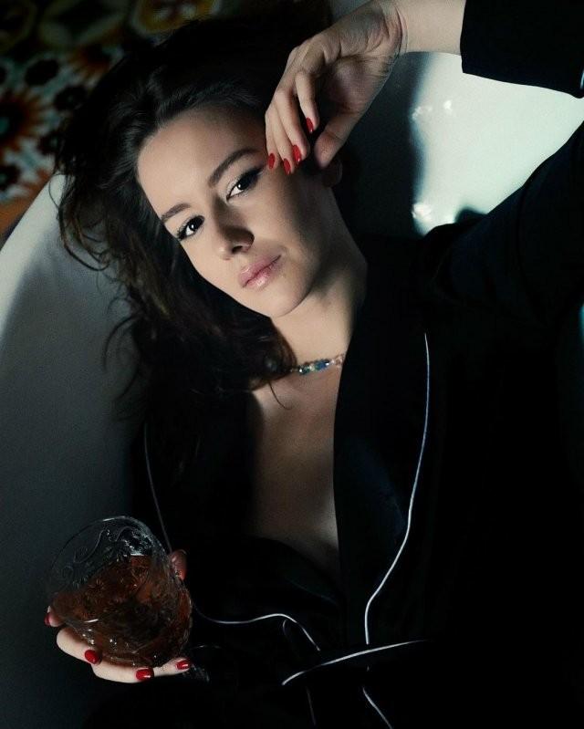 "Ирина Старшенбаум - звезда фильмов ""Лето"" и ""Притяжение"" (15 фото)"