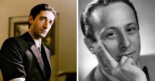 """Актеры и актрисы, которые получили премию """"Оскар"""" за воплощение исторических персонажей (18 фото)"""