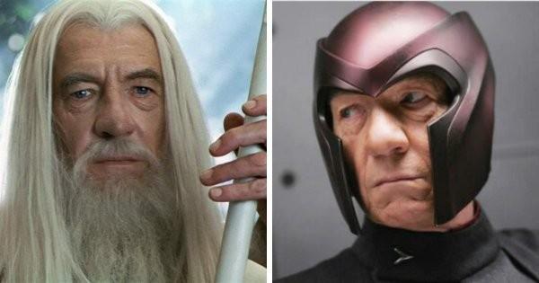 Актеры, которые одинаково убедительно умеют играть как героев, так и злодеев (13 фото)