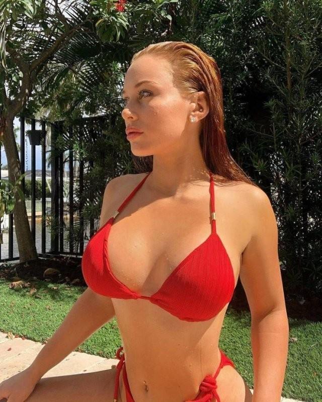 Рыжие девушки (25 фото)
